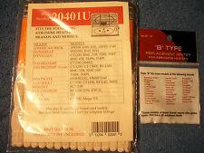 HEATMATE CT1100, CT1200,RF1140, 30402 KEROSENE HEATER Wick & Igniter TUNE-UP KIT