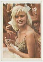 Jayne Mansfield 1964 Cumbre Film and Recording Stars Tobacco Card #57 E1
