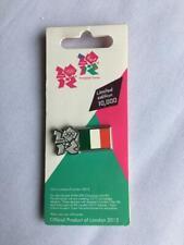 London 2012 Olympics Italy flag badge