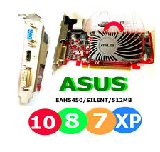 ASUS SILENT Windows 10 PCI-Express 16x 2.0 Video Card. Dual Monitor HDMI DVI VGA