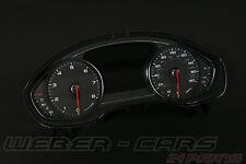 Audi A8 4H 4.0TFSI MPH US - Benzin MFA Tacho Cluster Kombiinstrument 4H0920910L