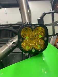 Kawasaki KRX 1000 JCRACING A-Pillar Light Pod Brackets