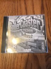 RollerCoaster Tycoon: Deluxe 3 Game Set Ships N 24h