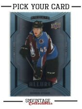2020-21 Upper Deck Allure Rookie Short Print SP - Pick Your Card - Free Ship