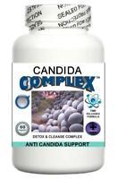 1 Candida Cleanse Pills Yeast Balance Fungus Odor Detox Thrush Digestive System