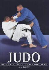 Judo (Martial Arts) by Butcher, Alex Hardback Book The Cheap Fast Free Post