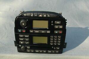 2004-2007 Jaguar XJ8 Vanden Plas Climate Control / Radio / CD/ Switches  OEM