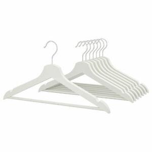 IKEA BUMERANG hanger white