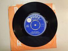 "SCREAMING LORD SUTCH: Jack The Ripper-U.K. 7"" 63 Decca F 11598 Demo w/DJ Letter"