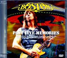 BOSTON LIVE AT COPPS COLISEUM CANADA 1988 & MORE PEACE OF MIND LAUNCH