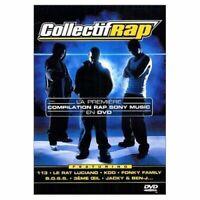 DVD  COMPILATION RAP SONY MUSIC