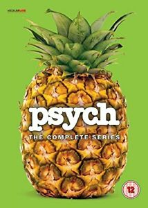 Psych: The Complete Series [DVD][Region 2]