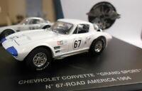Eagle Race 1/43 Scale Diecast Model 2006 Chevrolet Corvette 'Grand sport' Coupe