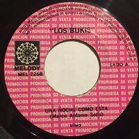 Los Bukis Una noche como esta Latin Soul Marco Antonio Solis 1st Promo single ex