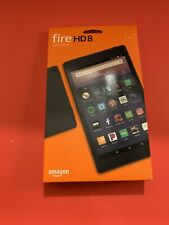 Amazon Fire HD 8 (8th Generation) 16 GB, Wi-Fi, 8 in - Black .