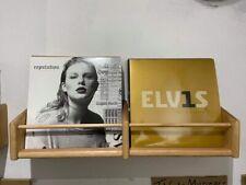 vinyl record wall mount Display Shelf Holder HandMade (double)