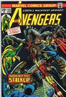 Avengers #124 ORIGINAL Vintage 1974 Marvel Comics 1st Star Stalker Origin Mantis