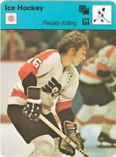 BOBBY CLARKE 1978 Sportscaster card #31-03 PHILADELPHIA FLYERS