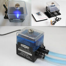 For PC CPU Liquid Cooling System DC 12V Stable Ultra Quiet Water Pump&Pump Tank
