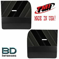 Large Flat Sport R Door Panels 1955-1959 Chevy Trucks - TMI - CUSTOM MADE IN USA