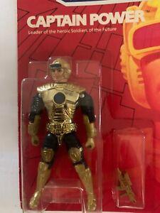 Mattel Captain Power