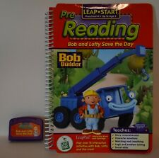 Bob the Builder Storybook about Lofty for LeapPad LeapFrog Learning System