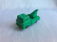 Galanite Sweden Bedford Tow Truck Plastik Vynil Gummi Model Auto (Green)