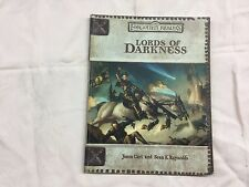 Lords of Darkness : Forgotten Realms Supplement by Sean K. Reynolds and James Wy