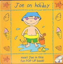 Joe on holiday di Victoria Barnard - Libro Animato
