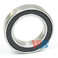 Radial Ball Bearing 6802-2RS With 2 Rubber Seals 15x24x5mm