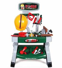Kids Working Bench Tool Set / Children Play Tool Kits for Toddlers