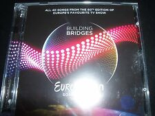 Eurovision Song Contest 2015 Vienna All Songs From The TV Show 2 CD - New