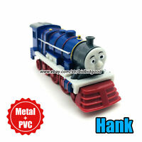 Thomas and Friends Hank Train Magnet Metal Diecast Model Car Loose Kids Gift Toy
