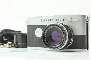 🔹N MINT🔹 Olympus PEN FT Half Flame Camera F.Zuiko Auto-S 38mm f1.8 from Japan