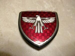 85 86 87 88 89 TOYOTA MR2 AW11 Front Hood Eagle Emblem Red Badge MK1 GENUINE OEM