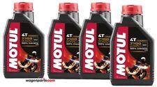 Aceite Motos 4T Motul 7100 20W50, pack 4 litros