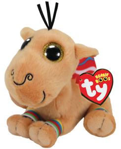 Brand New TY Beanie Boo Regular Jamal the Camel Soft Toy Dec 2nd