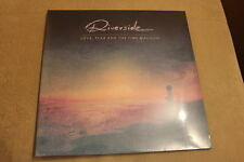 "Riverside - Love, Fear and the Time Machine 12"" VINYL  - POLISH RELEASE"