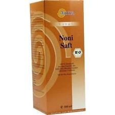 NONI 100% Direktsaft Bio 500ml PZN 4347522