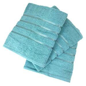 Super Soft Premium 100% Cotton Satin Band Egyptian Bath Sheet by Home n Living