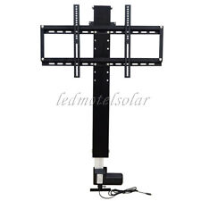 """Automatic TV Lift Lifting Wall Mount 26-57"""" TV Bracket DIY for Home Indoor"""