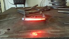 cd200, CafeRacer,Scrambler Seat Frame Loop/Hoop with 20 degree angle LED Light