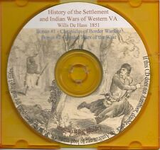 Border Wars Trio - VA, WV, KY, PA, OH Genealogy
