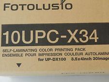 Dnp 10upc-x34 medios de comunicación para Sony upx-c300,200,100, up-dx100