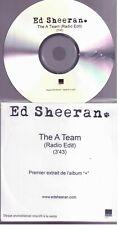 ED SHEERAN - THE A TEAM - CD PROMO