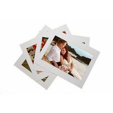 "New Frame Art Mounts 10x8 ...... (suits 8x6"") - pkt 25"