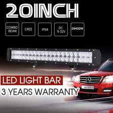 20inch 29400W CREE LED Driving Light Bar Spot Flood Combo Offroad ATV Truck Jeep