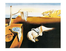 Persistence of Memory - Salvador Dalí - Fine Art Giclee Print (Various Sizes)