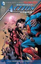 Superman: Action Comics Vol. 2: Bulletproof (The New 52), , Morrison, Grant, Ver