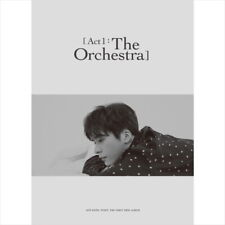 Son Dong Woon (Highlight) - Act 1 : The Orchestra(1st Mini Album) CD+ Bookle New